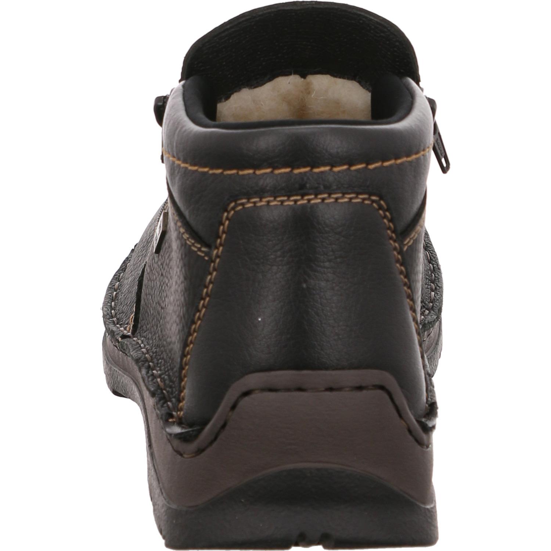 Rieker HerrenBootie HerrenBootie HerrenBootie 0537200 schwarz Leder mit Reißverschluss ccaaca